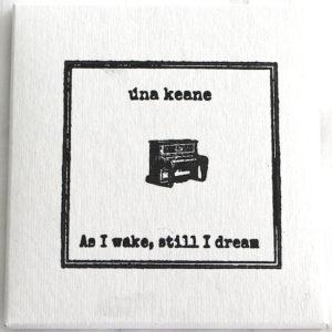As I wake, still I dream :: Úna Keane :: CD Album
