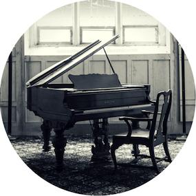 Circular Music Image