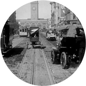 Circular Video Image